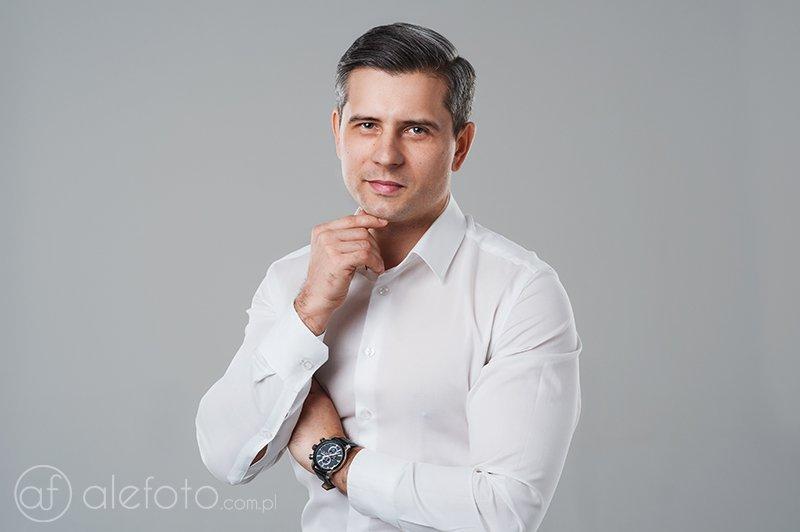 portrety trenera