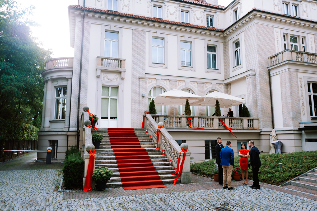 hotel platinium palace wrocław
